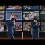 斎藤工×中島健人CM動画。WOWOW 全仏オープンテニス